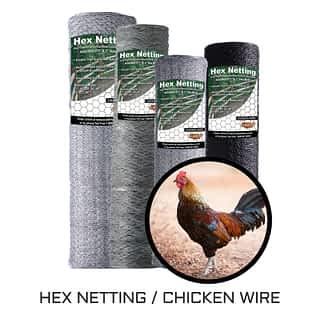 Hex Netting - Chicken Wire