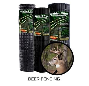 Deer fence category