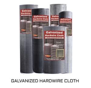 Galvanized Hardware Cloth Category